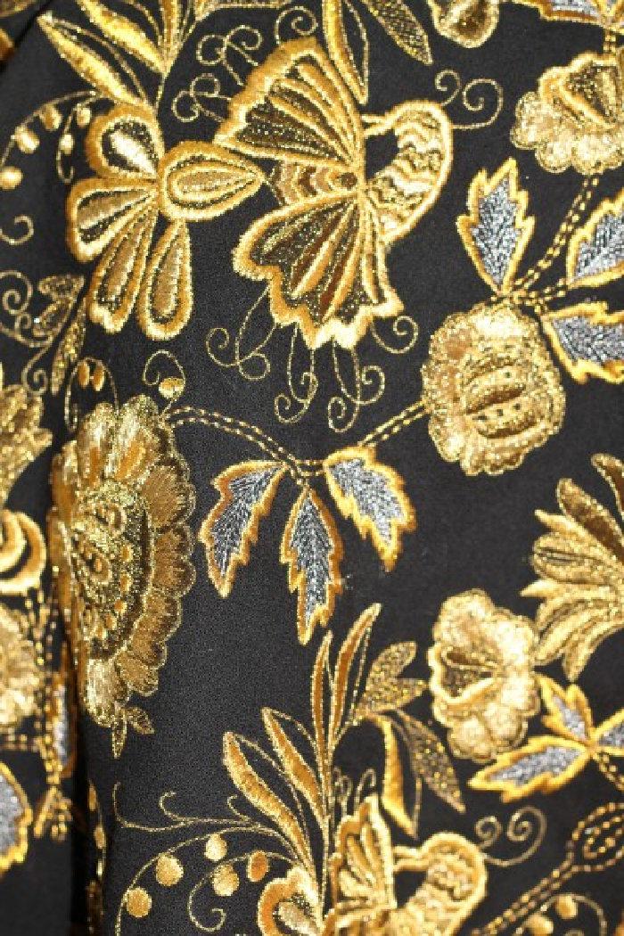 Золотая вышивка городец