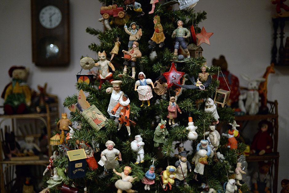 Поделки новогодние игрушки видео звезды эстрады